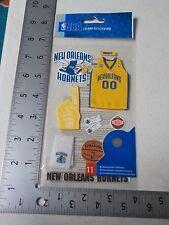 EK SUCCESS JOLEE'S NBA NEW ORLEANS HORNETS TEAM STICKERS BASKETBALL NEW A2155