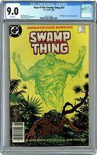 Swamp Thing #37 CGC 9.0 1985 2062154002 1st app. John Constantine Hellblazer