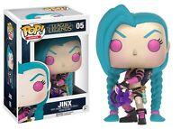 Jinx Champion League of Legends LoL POP! Games #05 Vinyl Figur Funko