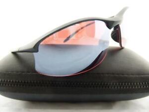 Serengeti Sunglasses MAESTRALE Satin Black - Polarised PHD Sedona Trivex Lens