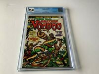 STRANGE TALES 170 CGC 9.4 WHITE PAGES ORIGIN 2ND APP BROTHER VOODOO MARVEL COMIC