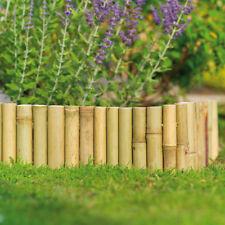 Bambo Garden Edging (6 inches high x 13.2 feet long)