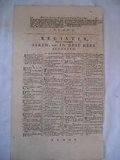 Théodore de BRY -  [Petits Voyages] - Voyage de CAESAR FREDERIKS
