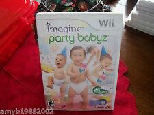 Imagine: Party Babyz (Wii, 2008) EUC