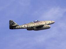 1/12 Scale German WW-II Messerschmitt Me-262 Plans and Templates