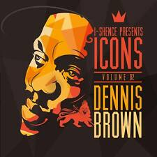 I - SHENCE  SOUND PRESENTS  DENNIS BROWN ICONS TRIBUTE MIX CD