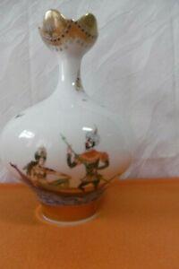 Meissen seltene große Prunk Vase 1001 Nacht Form Großer Ausschnitt 1.Wahl ! TOP!
