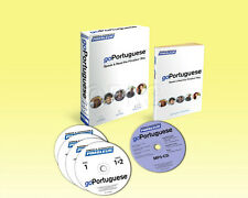 Pimsleur Portuguese Brazilian Language 5 CD + 155 pages Book