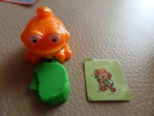 2009 Kinder Ü-Ei + Frosch Frösche orange + Fantasy Magic DE051 Spielzeug Ferrero