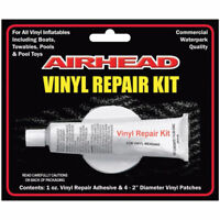 Airhead Vinyl Tube Puncture Repair Patch Kit for Inflatables Towables, Pool