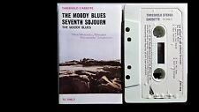 The Moody Blues – Seventh Sojourn. Cassette 1972 THS-7 Prog Rock