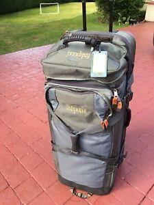 Fishpond roller Duffle Bag Fly Fishing Waterproof Luggage Luxury FARLOWS London