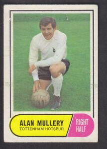 A&BC - Footballers Football Facts (65-117) 1969 - # 101 Alan Mullery - Tottenham
