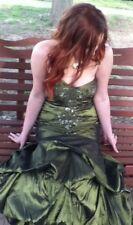 Green Long Formal Dress