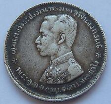 Thailand, (Siam) 1 Baht 1876-1900 König Chulalongkorn Rama V.