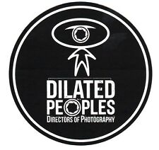 DILATED PEOPLES Ltd Ed Discontinued New RARE Sticker +FREE Hip Hop Rap Stickers