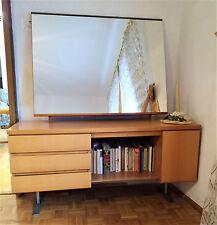 alter Schlafzimmer Frisiertisch Kommode Schminktisch Anrichte Spiegelaufsatz