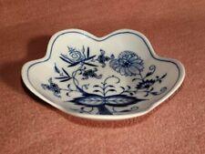 Meissen Meißen Porzellan 1. Wahl Zwiebelmuster Schale Schälchen Teller