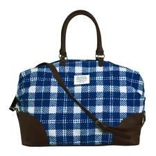 Sloane Ranger Classic Check Weekender/Overnighter/Travel Bag  (SALE!)