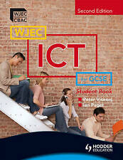 WJEC ICT for GCSE: Student Book, Good Condition Book, Vickers, Peter, ISBN 97814