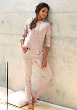 Marken-Bodywear Langarmshirt in feiner Ringeloptik. Gr. 36/38. NEU!!!