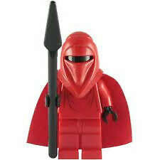 LEGO STAR WARS IMPERIAL GUARDS 10188 DEATH STAR BLACK HANDS MINI-FIG NEW L016
