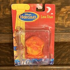 Disney Hercules Lava Titan Mattel Toy Action Figure Set
