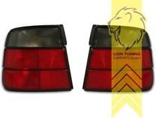 Rückleuchten Heckleuchten für BMW E34 Limousine rot schwarz
