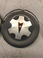 Pontiac Bonneville Wheel Center Cap 2000-2001 P/N 9592964 Carbon Fiber