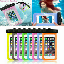 Waterproof Floating Pouch Dry Bag Case Cover For iPhone Cell Phone Touchscreen