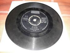 """Roy Orbison, My Friend, 7"""" Single,1969 - ****FAIR - SEE NOTES****"""