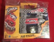 Hasbro Tonka Chuck & Friends Fold 'n Go Gas Station  with Die Cast Rowdy -  NIB
