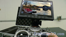 Deluxe FrSKY Taranis X9D / X9D+ Adjustable Quick Release FPV LCD Monitor Mount