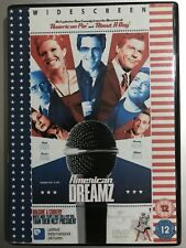 Hugh Grant AMERICAN DREAMZ ~ 2006 Pop Idol-Style Comedy Drama Used UK DVD