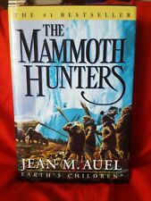 The Mammoth Hunters Jean M. Auel Hardcover 1985