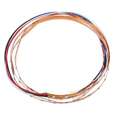 DOLLS HOUSE MODEL SCENERY 1m x 2.9mm LED STRIP LIGHT WIRE CABLE 5V ~ 6V DC PICK