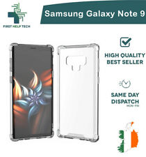 Samsung Galaxy Note 9 Case Cover ShockProof Soft Bumper Case Clear TPU Silicone
