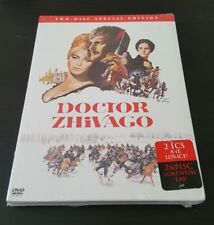 Doctor Zhivago (DVD, 2-Disc Special Edition) Julie Christie Omar Sharif 1965 NEW