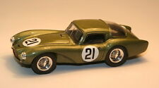 ASTON MARTIN DB3 S N°21 LE MANS 1954 GAMMA MODELS BUIL UP PINKO LINE 1/43
