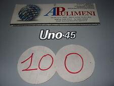 "145FREGIO-LOGO-SIGLA-SCRITTA (BADGE) FIAT ""UNO 45"""