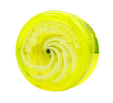 NEW Yomega High Performance YoYos YoYo Yo-Yo Yo RAIDER YELLOW - Player Level PRO