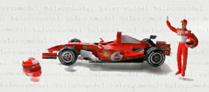 Modellino auto formula 1 F1 Hot Wheels  FERRARI M.SCHUMACHER INTERL. 06 model...