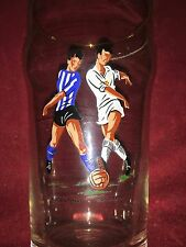 World Cup Pint Beer Glass 1994 Commemorating Argentina V Bulgaria Game