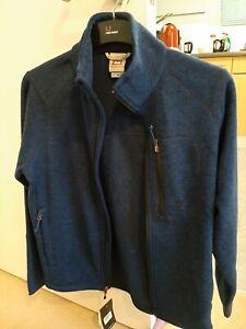 Avalanche men's fleece small