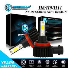 H11 LED Headlight H8 H9 Kit 2200W Fog Bulbs 6000K White for Toyota Camry 07-14