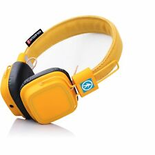 Outdoor Tech Banshee Wired Headphones - Yellow