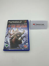 THE RED STAR PS2 PLAYSTATION 2 SPIEL GAME ROLLENSPIEL OVP PAL CIB