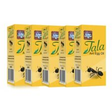 5 x 20 ml  Tala Ant Egg Oil Permanent Hair Removal Reducing %100 Natural (20ml )