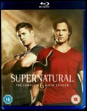 Supernatural - Series 6  blu-ray  3-Disc Set