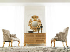 Chest of Drawers - Console Table - Modern Chest of Drawers - Geneve - Gold